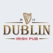 dublin irish pub логтип