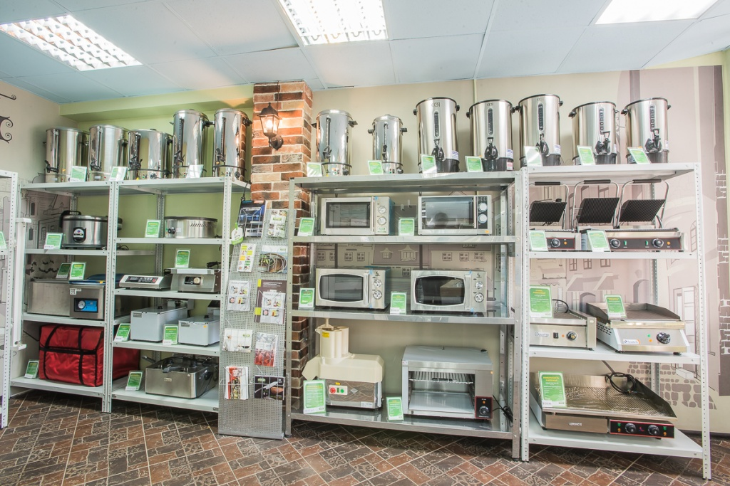 Оборудование для кафе, баров в Уфе